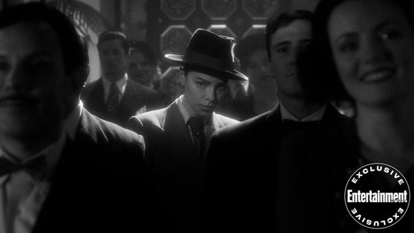 Кадры нуарного эпизода из пятого сезона «Люцифера»