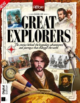 All About History Great Explorers-Third Ed 2019
