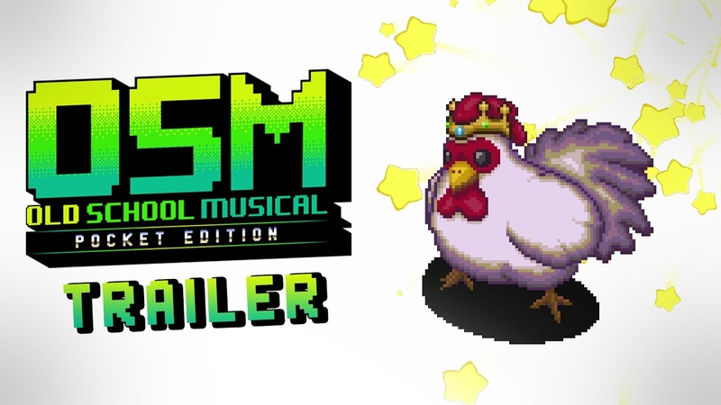 Old School Musical Pocket Edition Early Access Trailer