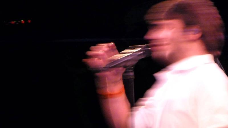 Ignazio Boschetto Il Volo singing Tu che m'hai preso il Cuor @ NYCB Theatre At Westbury