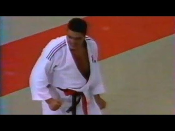 1996 Atlanta - David Douillet gagne la médaille d'or !
