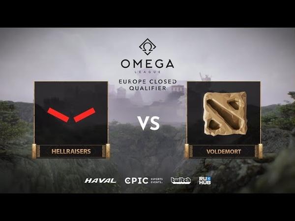 HellRaisers vs Voldemort OMEGA League EU CQ bo3 game 1 Jam Inmate