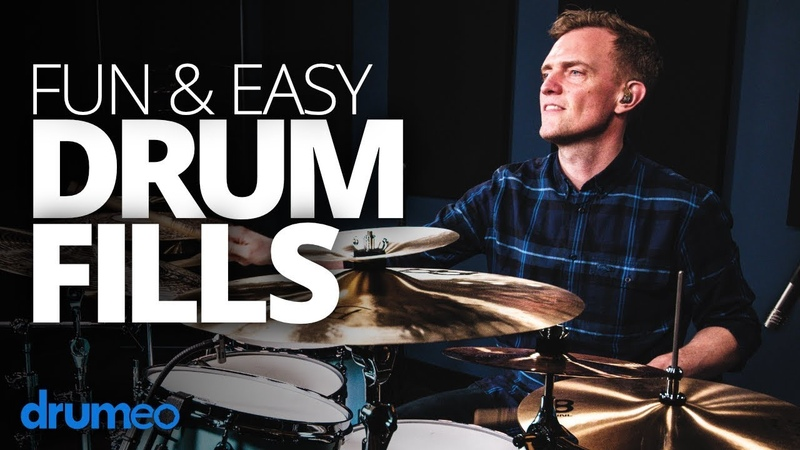 A Fun Easy Way to Approach Drum Fills (Jost Nickel)