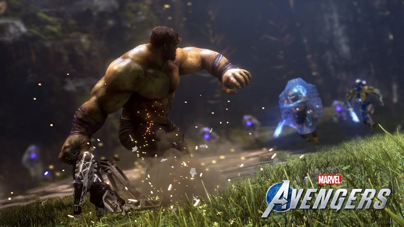 Marvel's Avengers BETA Trailer