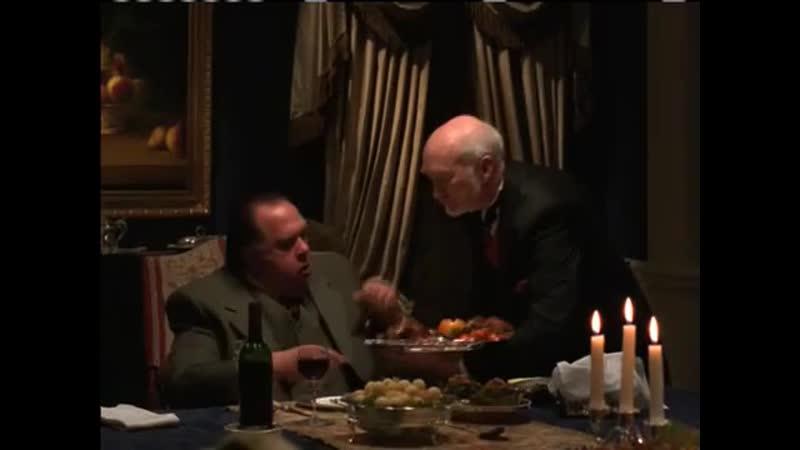 Тайны Ниро Вульфа Звонок в дверь 2001 реж Тимоти Хаттон