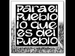 Para el pueblo ecuatoriano!!!  -  que se vayan ellos!!!!