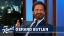 Gerard Butler on Morgan Freeman, Nick Nolte, Michael Cohen Malibu Fire