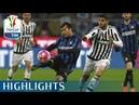 Inter Juventus 3 0 3 5 d c r Highlights Semifinale TIM Cup 2015 16