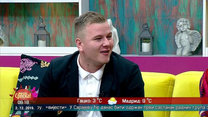Konvencija mladih u Bijeljini Dobro jutro Srpska BN Televizija 2019 HD
