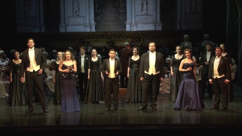 Г Доницетти Секстет из оперы Лючия ди Ламмермур