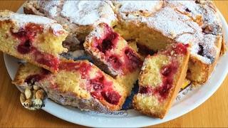 ВИШНЁВЫЙ ПИРОГ из замороженной вишни, просто вкуснейший! Cherry Pie