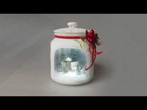 Świąteczny lampion Christmas lantern