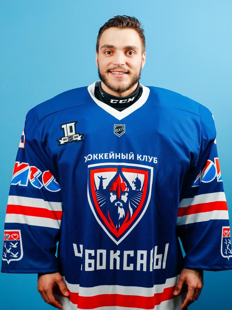 Станислав Жучин ХК Чебоксары