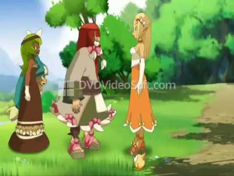 Вакфу Красавица и Шушу Девушка и принц