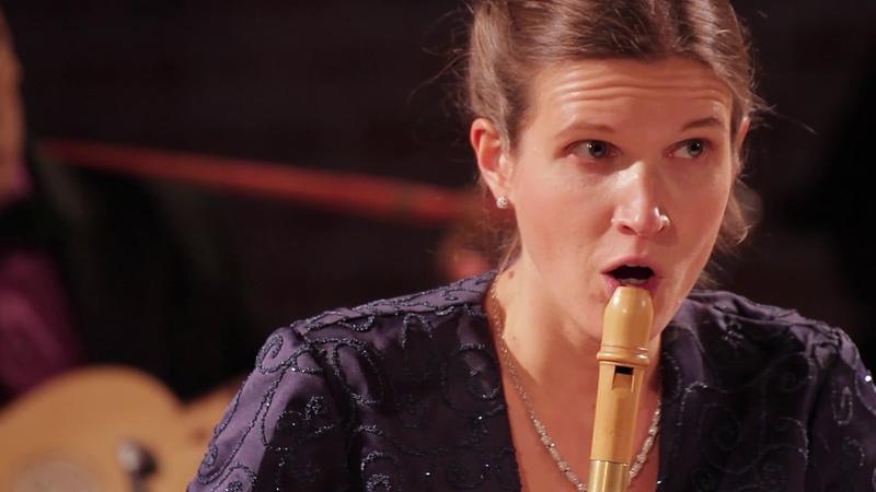 Anonymous: Pastoreta Ychepe Flauta - Bremer Barockorchester and Los Temperamentos