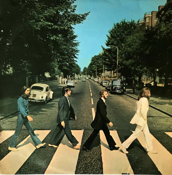 Обложка «Abbey Road» (1969)
