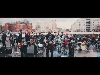 Lifeboats on rocknmob ( 30 seconds to mars cover )