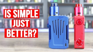 IS SIMPLE JUST BETTER? The Tesla Invader 4X Kit! ✌️🚭
