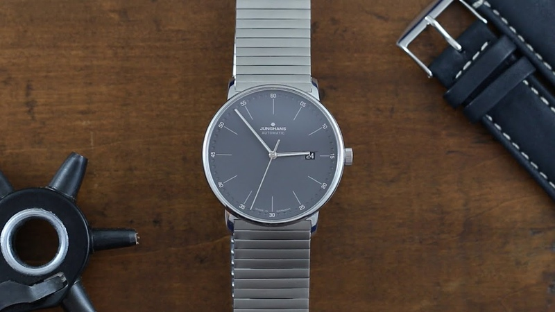 Junghans Form A Review The Best Max Bill Alternative