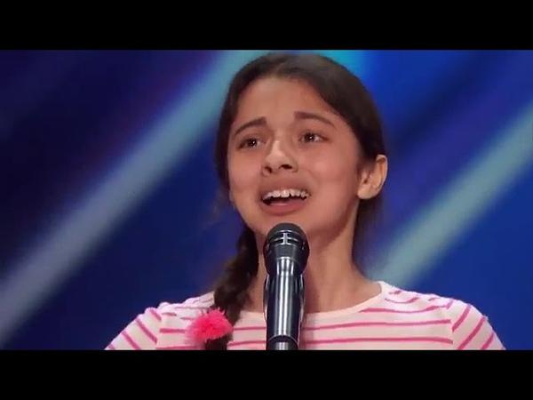 Laura Bretan Americas Got Talent