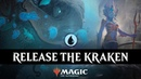 RELEASE THE KRAKEN Aqua Monsters Blue CC 5