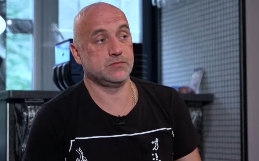 Захар Прилепин похвастался, что его батальон убил много людей на Донбассе
