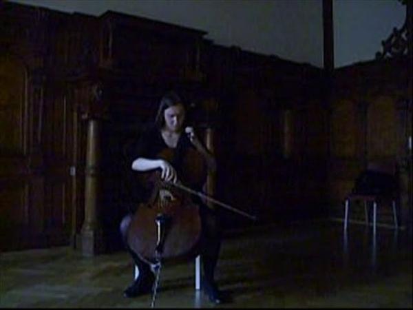 J.S. Bach Suite D-Dur für Violoncello solo
