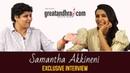 Samantha Akkineni interview with Nandini Reddy I Oh Baby I Samantha |Greatandhra