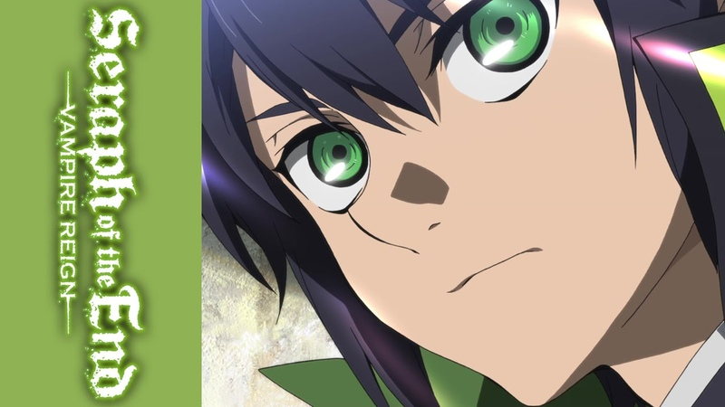 Seraph of the End: Vampire Reign Opening Theme X.U.