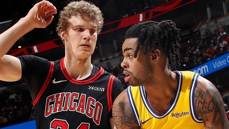 Golden State Warriors vs Chicago Bulls Full Game Highlights December 6 2019 20 NBA Season