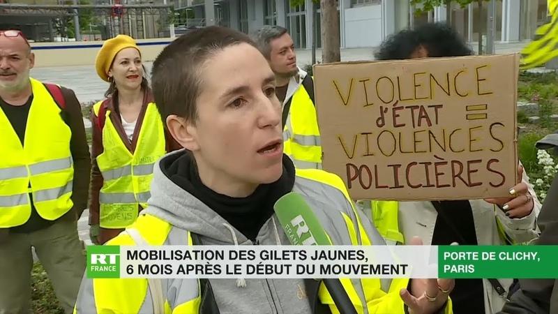 Sophie Tissier, Gilet jaune : «Le président est en train de faire la guerre aux pauvres»