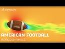 American Football Simulation using SIMULIA PowerFLOW