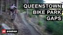 Huge Bike Park Gaps with Reece Potter in Queenstown