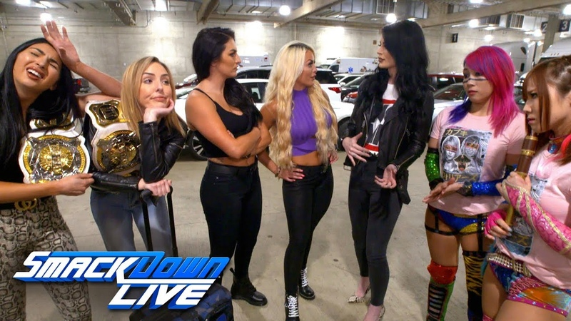 Billie Kay comes down with puppy fever and The IIconics can't compete WWE Exclusive, July 30, 2019
