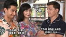 SPIDER-MAN TOM HOLLAND DESCRIBES HIS IDEAL GIRL DATE