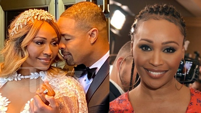 Inside Cynthia Bailey And Mike Hill's Wedding And Fans Debate The Idea