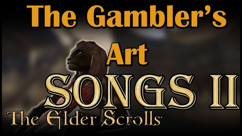 ESO Songs Elsweyr The Gambler's Art