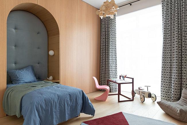 Agnes Rudzite Interiors: эклектичная квартира в центре Риги || 01