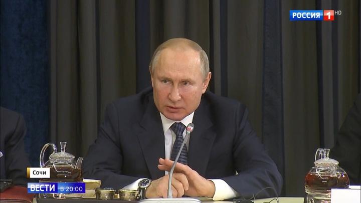 Когда все понятно без переводчика о чем Путин договорился с немецкими бизнесменами
