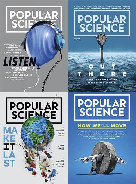Popular Science - Fall 2019