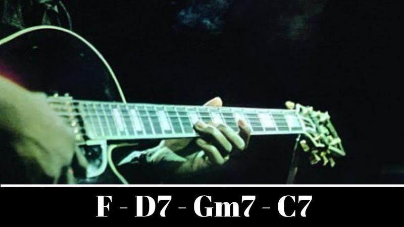 F Major Jazz Backing Jam Track | Medium Swing 1-6-2-5