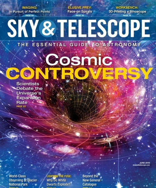 2019-06-01 Sky and Telescope