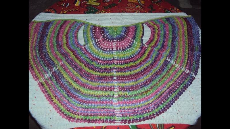 Chaleco Gina batik