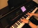 How Deep Is Your Love Bee Gees Yamaha Piano Clavinova CVP cover