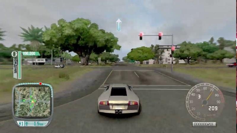 Test Drive Unlimited Project Paradise Car delivery Lamborghini Murcielago Coupe