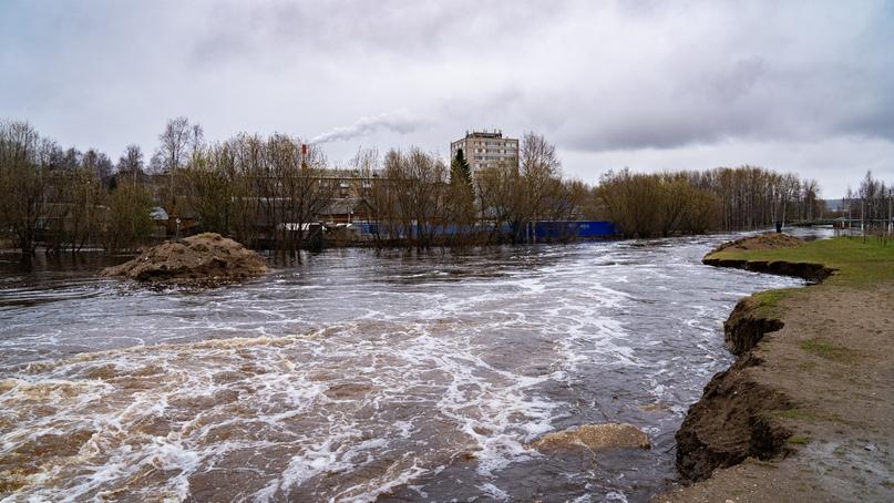 Паводок в Ухте: мониторинг, прогнозы и принимаемые меры, изображение №8
