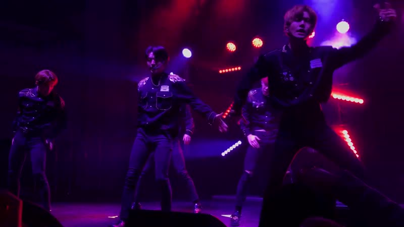 FANCAM | 201219 | A.C.E - Under Cover @ UC AREA US in San Francisco Concert
