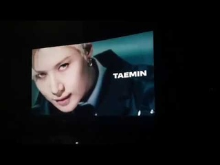 SM New Boy Group: SuperM Introduction Trailer (Capitol Congress 2019) Fancam