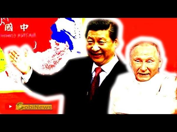 Путин продал Сибирь Китаю Табах, Корчагин, Тевосян. Стрим - запись. SobiNews