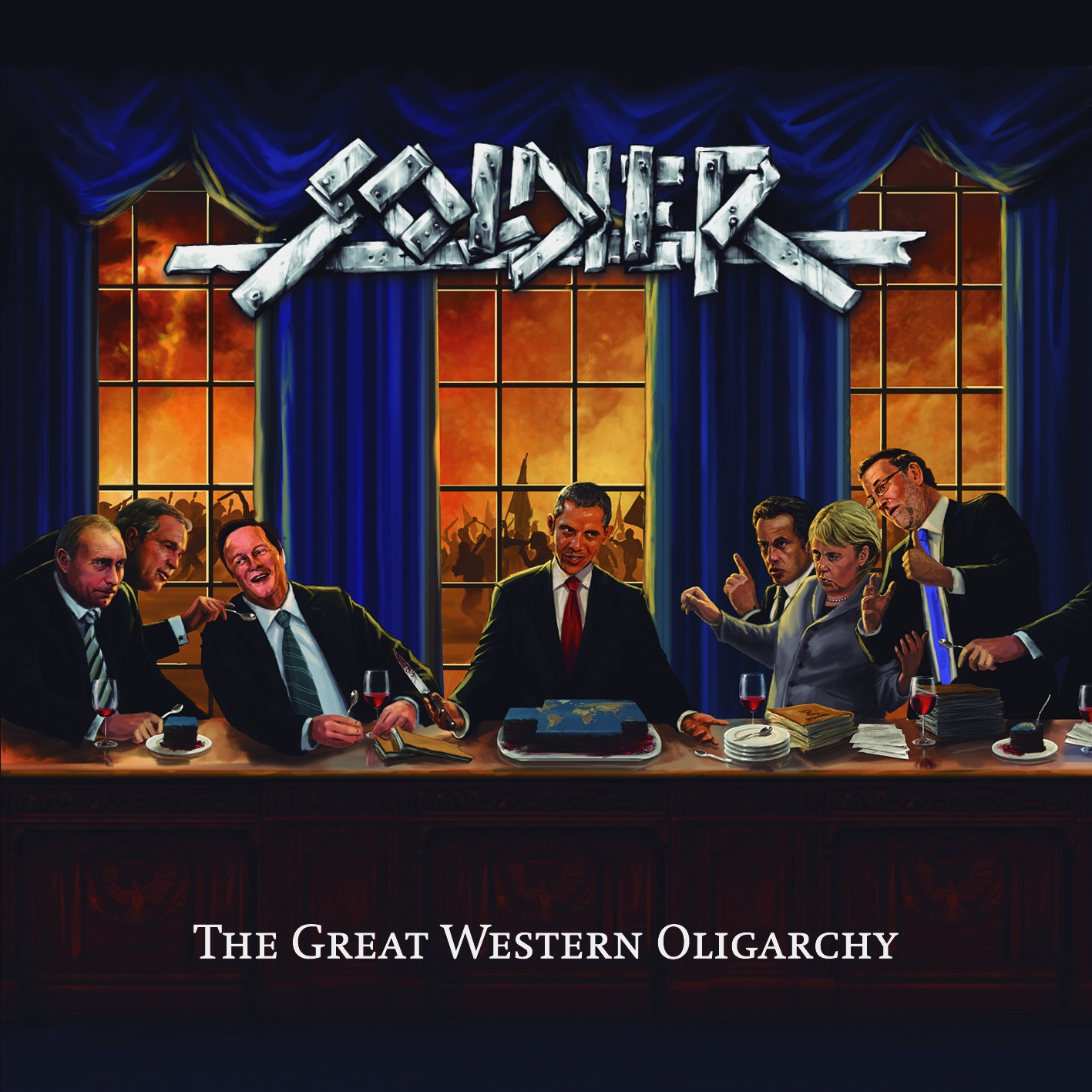 Soldier - The Great Western Oligarchy
